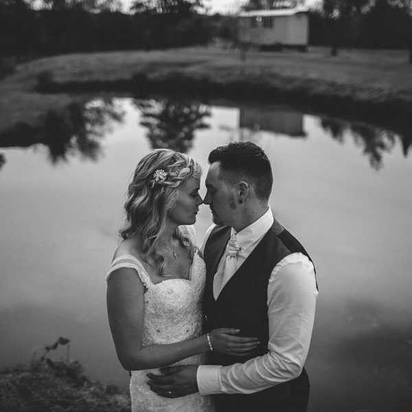 Emma & Tye - Gilling Old Mill Barn Wedding Photos Yorkshire