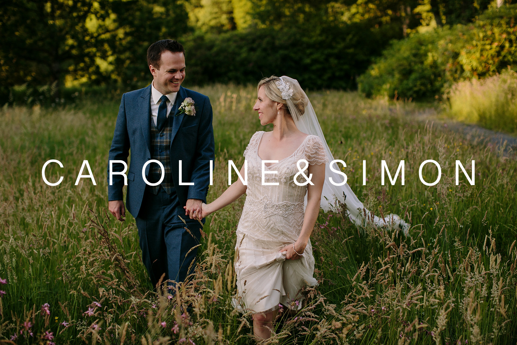 Caroline & Simon - The Lake & Country House Hotel, Wedding Photos