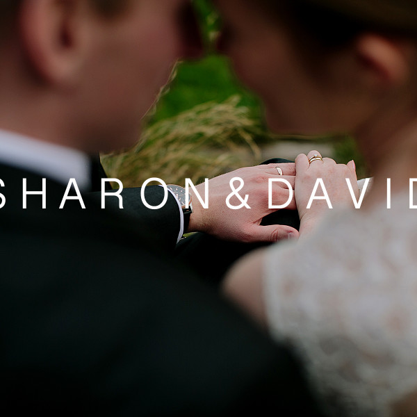 Sharon & David - Barn at Brynich Wedding Photos Brecon